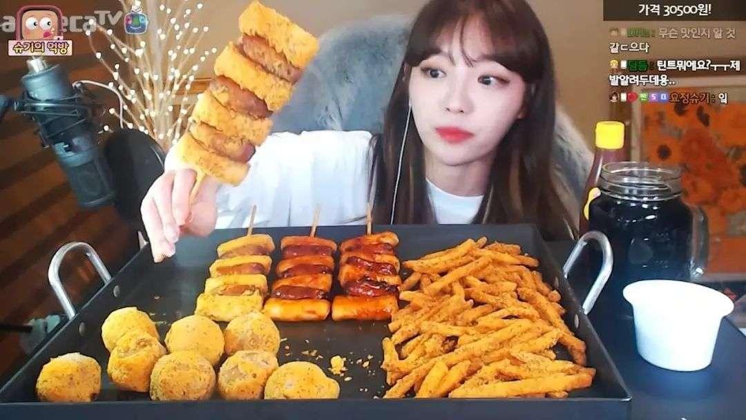 """吃播""""大胃王""""谢幕:从韩国引进走入歧路,向美食分享转型"""