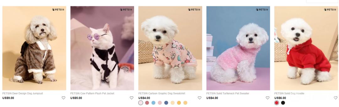 继美妆后SHEIN再辟新类目,高度成熟的海外宠物市场还有机会?